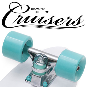 Diamond Supply Co. Plastic Cruisers