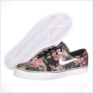 Nike SB Janoski Digital Floral Camo