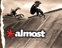 Almost Skateboards Wallets