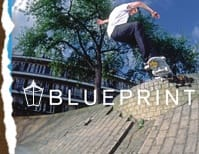8.25 Blueprint Skateboards Skateboard DVD's