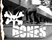 Blue Bones SKATEBOARDS