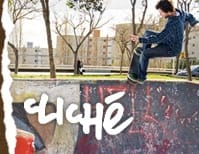 7.75 Cliche Skateboards Hooded Tops