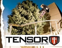 Tensor Trucks Skateboard Hardware