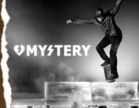 Black Mystery Skateboards Skate T-Shirts