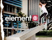 Element Skateboards Hooded Tops