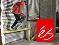 Red Es Mens Skate Shoes