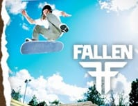 Blue Fallen SKATE SHOES