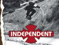 Black Independent Trucks Skate T-Shirts