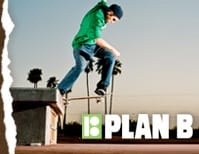 8.0 Plan B Skateboards