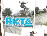 55mm Ricta Wheels Skateboard Wheels