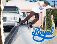 Royal Trucks Skate T-Shirts