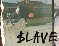 Black Slave Skateboards Skate T-Shirts