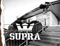 Yellow Supra SKATE SHOES