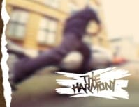 Black The Harmony SKATE CLOTHING