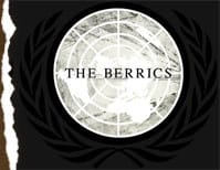 Black The Berrics SKATE CLOTHING