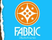 Black Fabric Skateboards SKATE CLOTHING