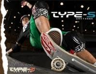 Type-S Urethane SKATEBOARDS