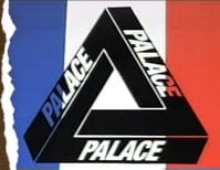 Palace Skateboards Skateboard Stickers