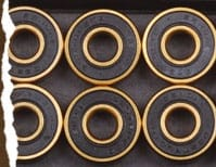 56mm Skateboard Bearings