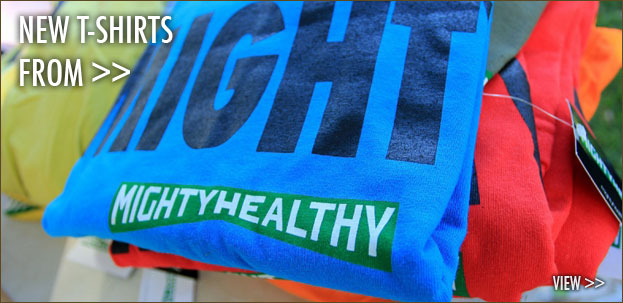 Might Healthy T-Shirts
