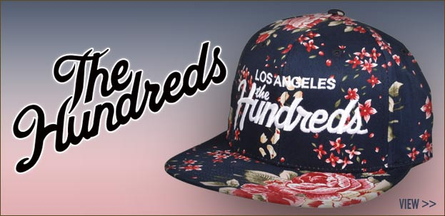 The Hundreds Snapbacks