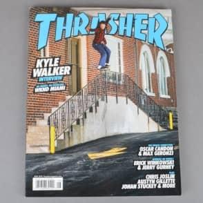 Thrasher  Magazine August 2016 - Issue 433