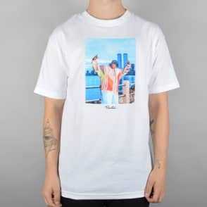 Primitive Apparel Biggie Twin Towers T-Shirt - White