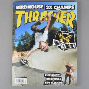 Thrasher  Magazine September 2016 - Issue 434