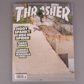 Thrasher Magazine November 2016 - Issue 436