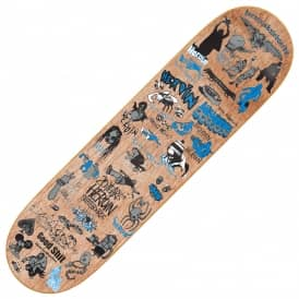 20 Years Part One Skateboard Deck 8.25
