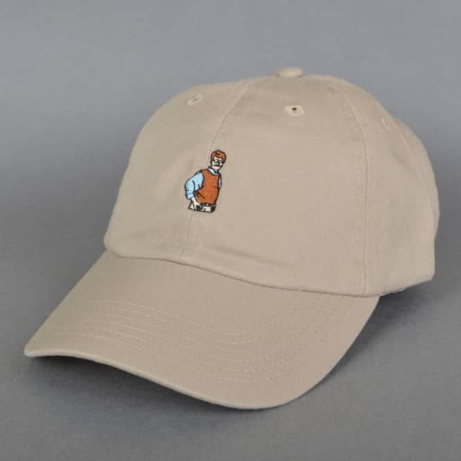 40s And Shorties Dad Dad cap - Khaki
