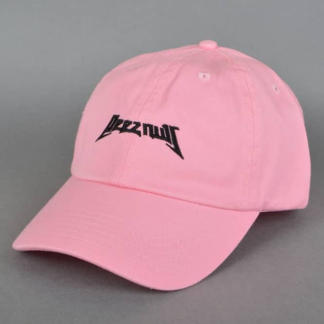 40s And Shorties Deez Nuts Dad Cap - Pink