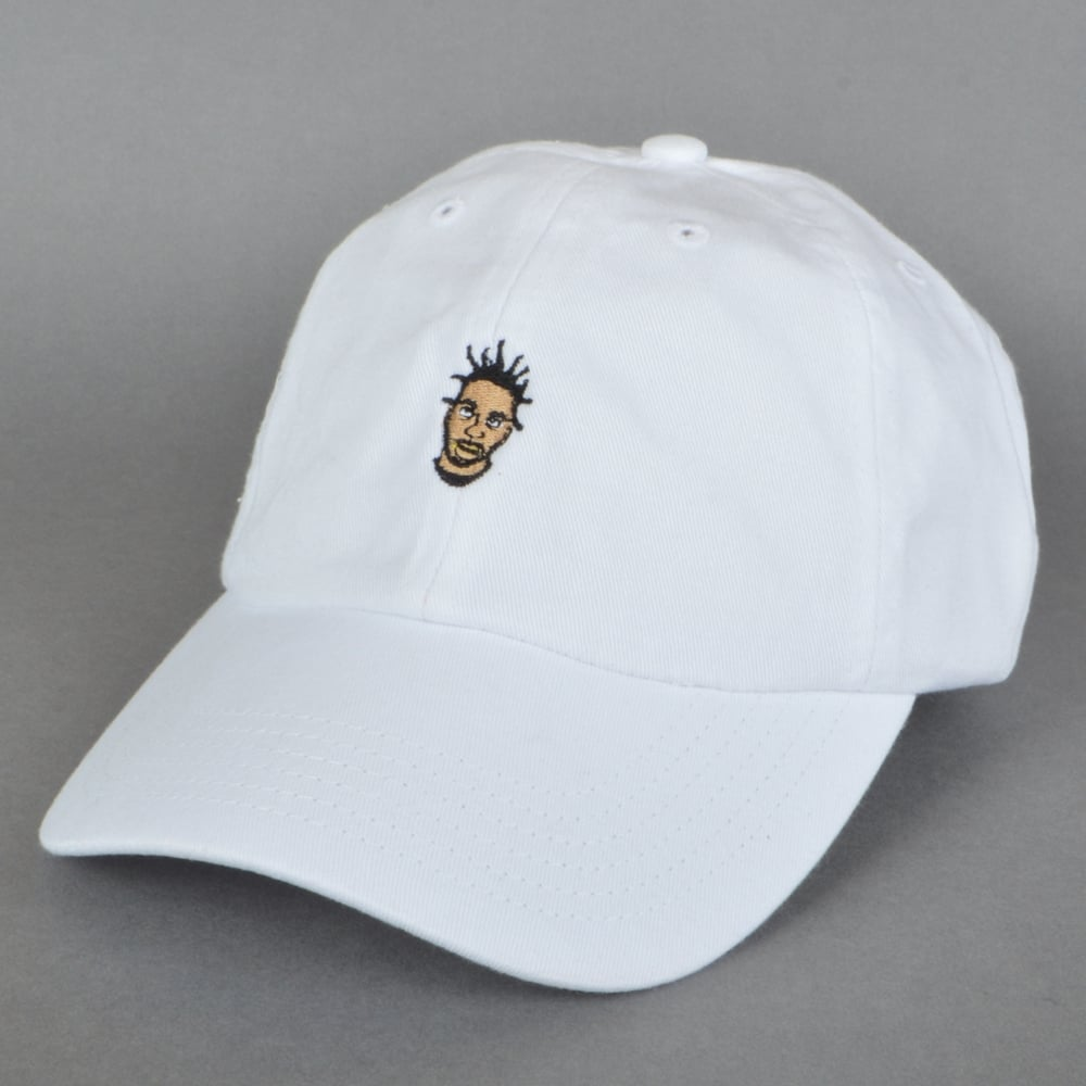 40s And Shorties ODB Dad Cap - White - SKATE CLOTHING from Native ... 9072141735d
