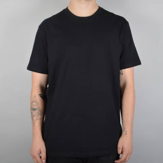 Element Skateboards 92 Crew Skate T-Shirt - Flint Black