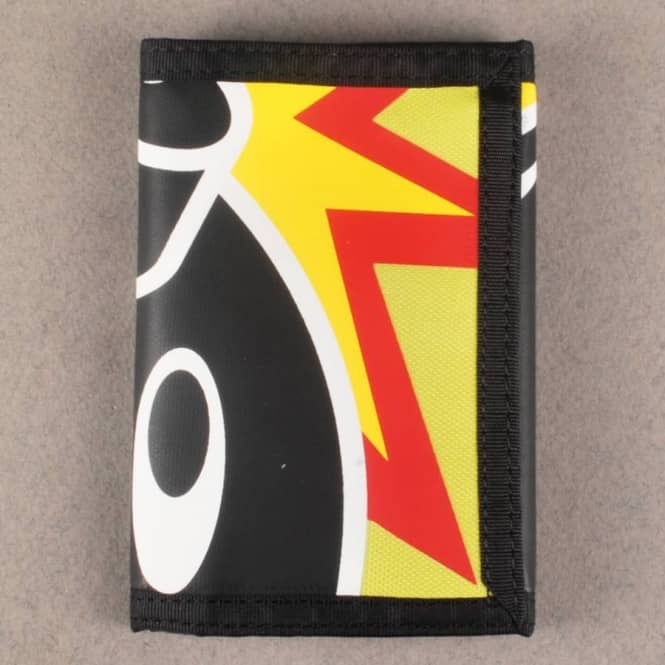 The Hundreds Adam Tri-Fold Wallet - Lime