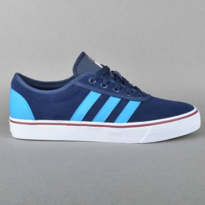 ef7531ebf62 Adidas Skateboarding Adi-Ease 2 Skate Shoes - Collegiate Navy Solar ...