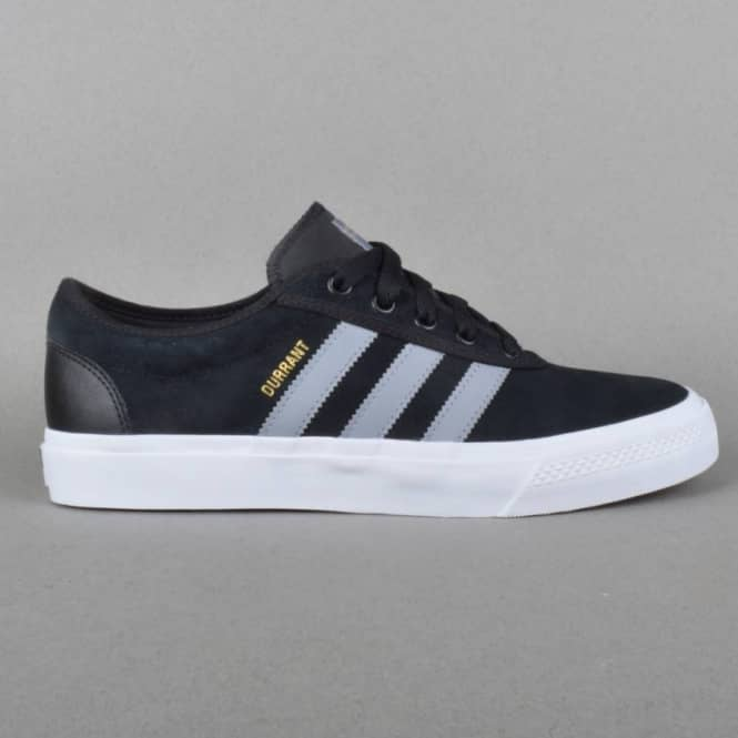 f8d82b1ca07023 Adidas Skateboarding Adi-Ease ADV Skate Shoes - Core Black Grey FTW ...