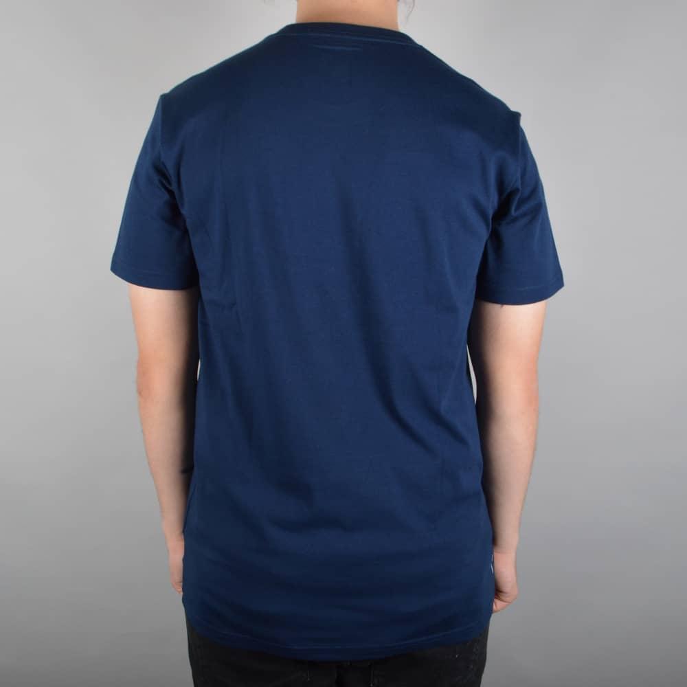 ea076625 Adidas Skateboarding 3.0 Sky Dye Skate T-Shirt - Collegiate Navy ...