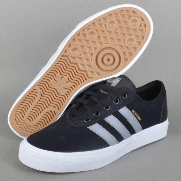 size 40 30929 20c0e ... nike bottes Foamposite - Adidas Skateboarding Adi-Ease ADV Skate Shoes  - Core Black  ...