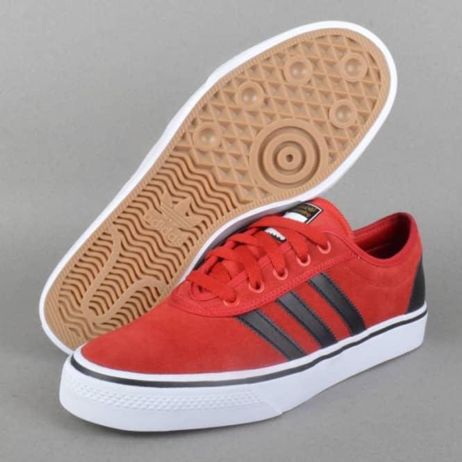 super cheap 50730 92a0e Adi-Ease ADV Skate Shoes - Power Red Core Black FTW White