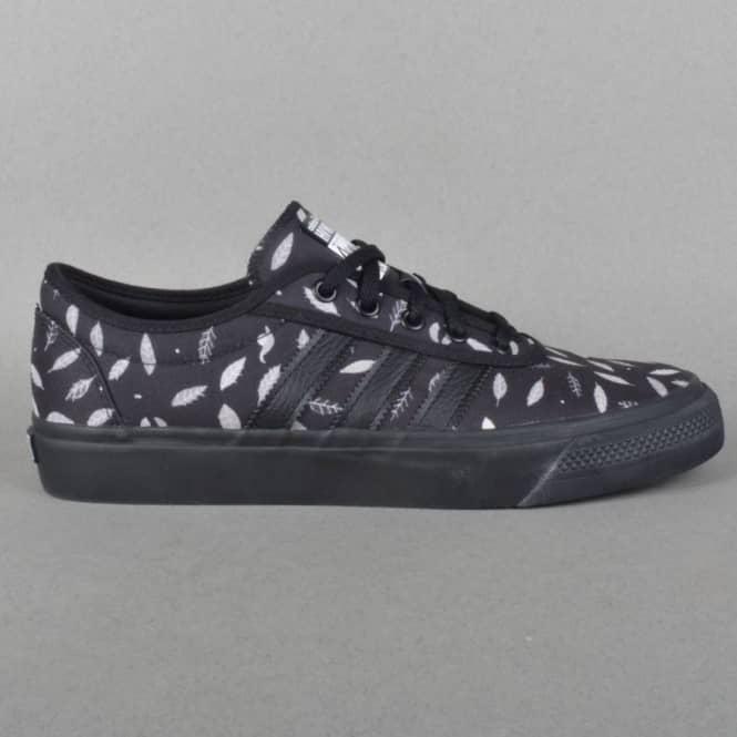 54dcb26f60446b Adidas Skateboarding Adi-Ease HVW8 Skate Shoes - Core Black Dgh ...