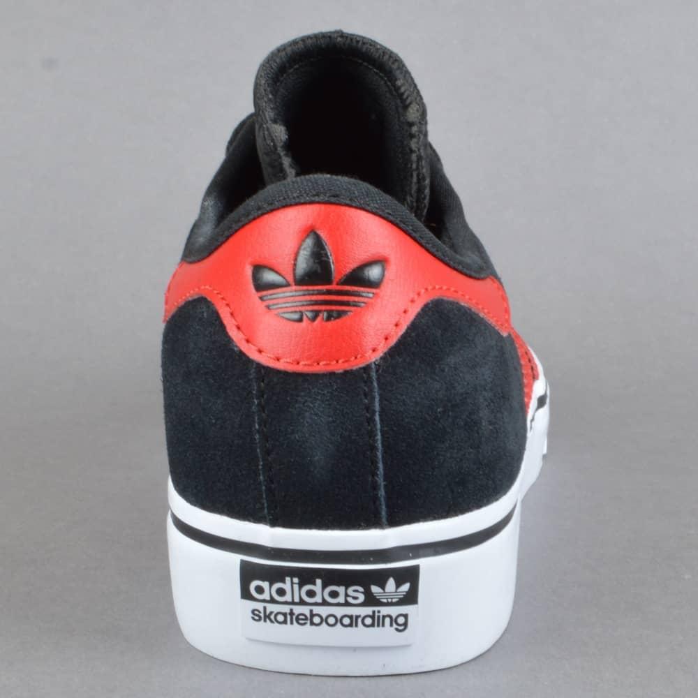 size 40 8ad35 b66ed Adi-Ease Premiere ADV Skate Shoe - CBLACKSCARLETFTWWHT
