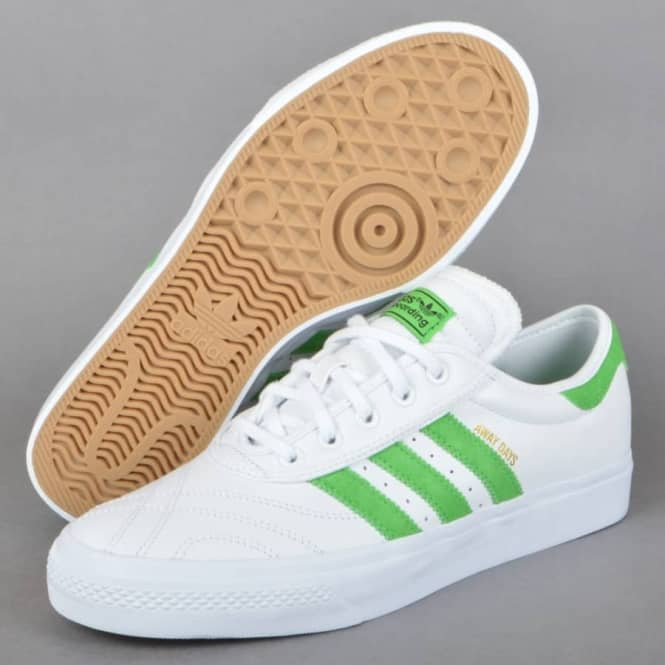 uk availability 58034 33a8b Adi-Ease Premiere Away Days Skate Shoes - FTW White SesoLi Gum4