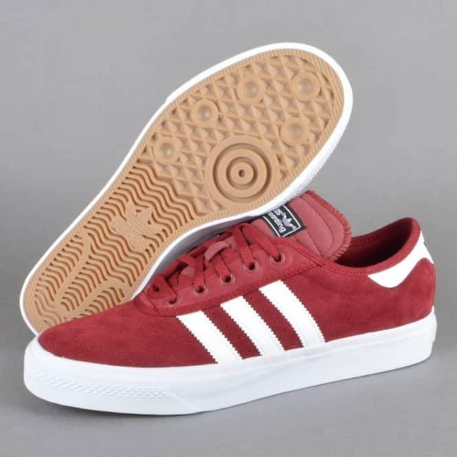 cheap for discount 5be73 664e1 Adi-Ease Premiere Skate Shoes - CBURGUFTWWHTCBLACK
