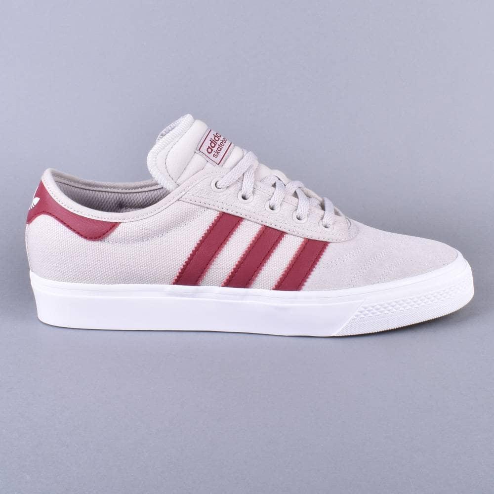 wholesale dealer 4193b bcf8e Adi-Ease Premiere Skate Shoes - CRYWHT CBURGU FTWWHT