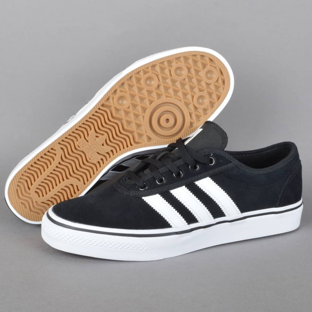 8335d3c210 Adidas Skateboarding Adi-Ease Skate Shoes - CBlack/FTWWht/CBlack ...