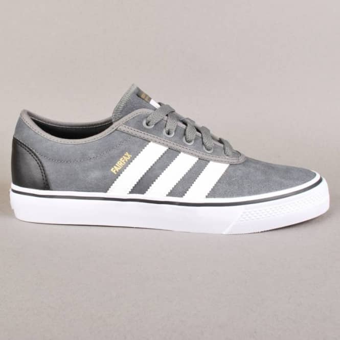 eece6f758f Adidas Skateboarding Adi Ease  Fairfax  Skate Shoes - Mid Cinder ...