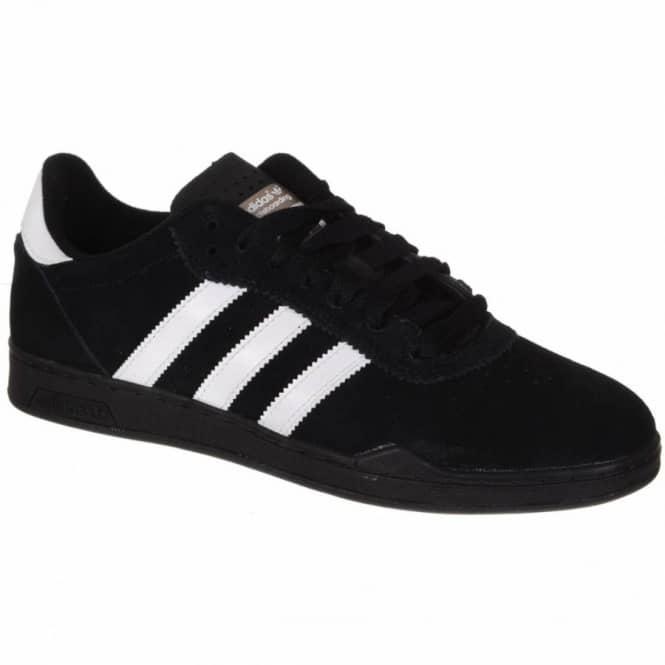 Adidas Skateboarding Ronan Skate Shoe - Black White - Mens Skate ... f7fd21202