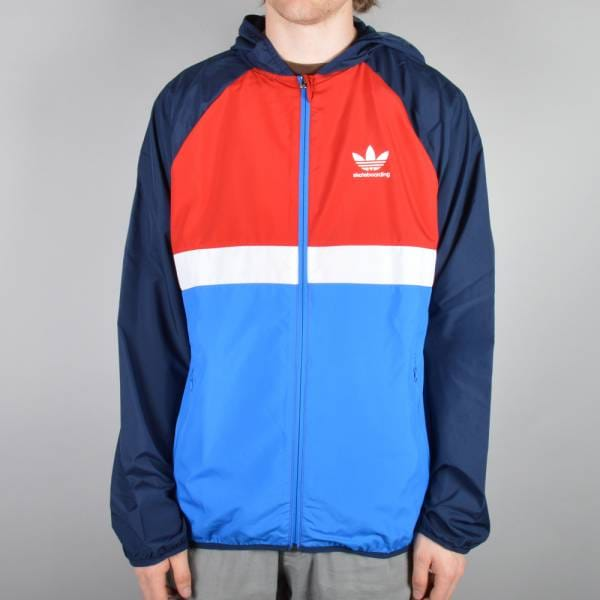 Adidas Skateboarding Adv Windbreaker Jacket Collegiate