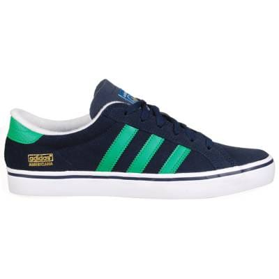Adidas Americana Vin Low Skate Shoes